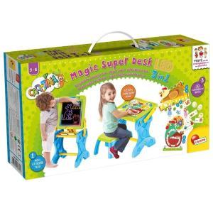 Real Fun Carotina Magik LED Desk Play and Learn 3in1 (RF72415)