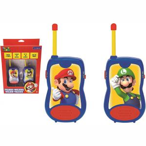 Lexibook Super Mario Walkie Talkies up to 120m