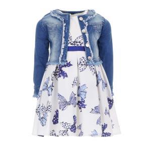 φόρεμα ΕΒΙΤΑ με μπουφάν