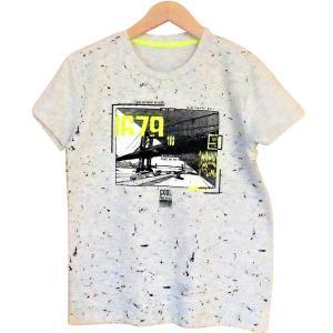 Κοντομάνικη μπλούζα HASHTAG