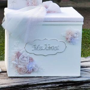 Κουτί βάπτισης BABY BLOOM