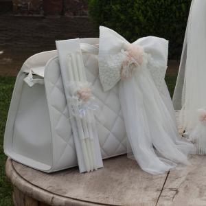 Τσάντα βάπτισης BABY BLOOM