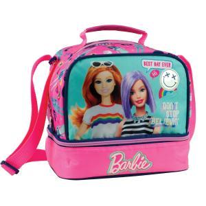 Τσαντάκι Φαγητού Οβάλ Barbie Beauty 349-67220