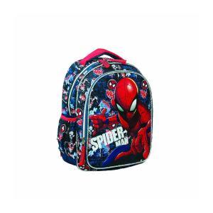 Τσάντα Πλάτης Gim Spiderman Allover