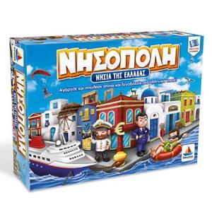 Επιτραπέζιο Παιχνίδι -  Νησόπολη