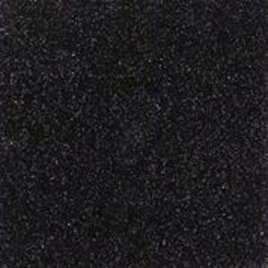 Χαρτόνι glitter 50X70 μαύρο