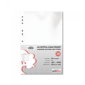 Ζελατίνα Ενισχυμένη 90microns (100τεμ.)ΤΥΠΟΤΡΑΣΤ