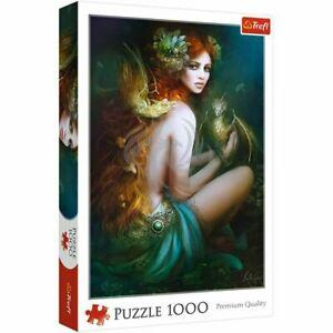 Trefl 1000 Piece Jigsaw Puzzle Friend of dragons