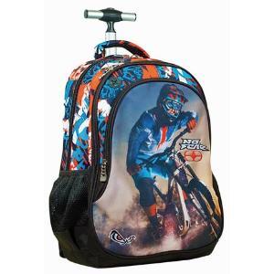 Σακίδιο Trolley BMU No Fear BMX - Mountain Bike 347-73074