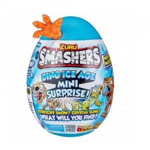 Smashers S3 Εποχή Των Παγετώνων Μεσαίο Αυγό Δεινοσαύρου