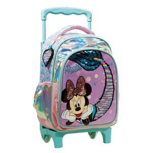 GIM Τσάντα Trolley Νηπίου Minnie Mermaid 340-50072