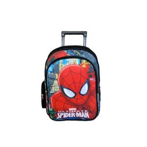 Paxos Σακίδιο Trolley Spiderman (54975)