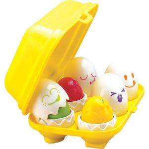 Tomy Toomies Hide Squeak Eggs