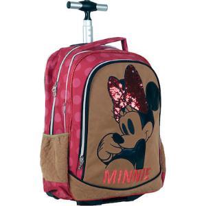 Σχολικό Τρόλεϊ Δημοτικού Minnie Mouse 340-47074