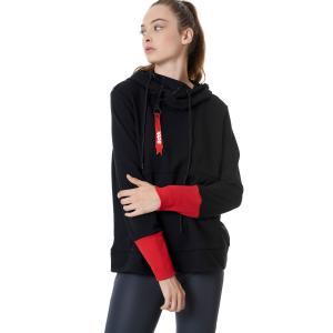 BODYTALK Γυναικείο hoodie `KISS MY A**`(1192-906025-00100)