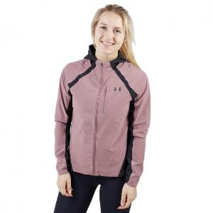 UNDER ARMOUR Γυναικείο αντιανεμικό Qualifier OutRun The Storm Jacket (1350202 662)
