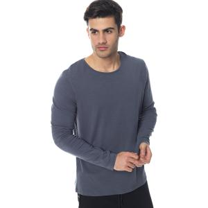 BODYTALK Ανδρικό T-shirt μακρύ μανίκι RAVEN(1182-950228)
