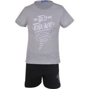"""BODYTALK σετ με t-shirt και σορτσάκι """"tornado"""" (1191-734899-00506)"""