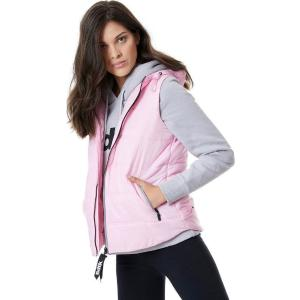 BODYTALK Γυναικείο Αμάνικο Μπουφάν pink (1192-909223-00310)