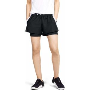 UNDER ARMOUR Γυναικείο σορτς Play Up 2-In-1 (1351981 001)