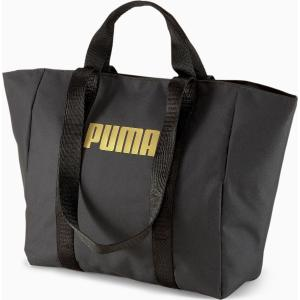 PUMA Γυναικεία μαύρη τσάντα Core Base Large Shopper (076947 01)