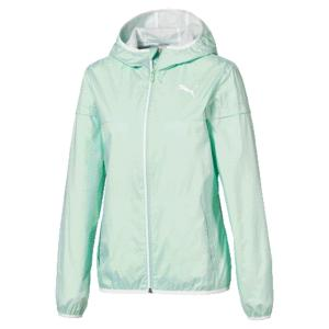 PUMA Essentials Solid Windbreaker Mist Green Women's (581254 32)