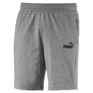 PUMA Essentials Jersey Shorts Mediym grey heather (851994 03)