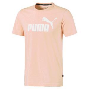 PUMA Men's Essentials+Heather Tee pink sand heather (852419 70)