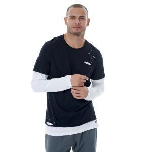 BODYTALK Ανδρική μπλούζα μακρυμάνικο (1182-957926-00100)