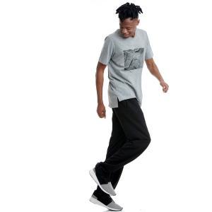 BODYTALK Ανδρικό regular παντελόνι φόρμας BLACK (1201-951200-00100)