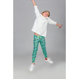 PCP Genesis Kiddo Printed Leggings (Smoothie Aqua)