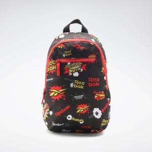 REEBOK  Kids small AOP BP black (FL4708)