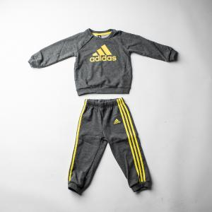 Adidas σετ φόρμα  logo jogg ft (DV1283)