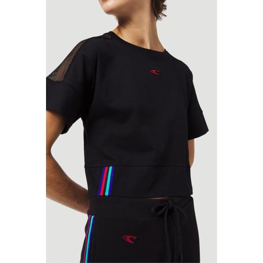 O'NEILL STREET LOOSE CROPPED T-SHIRT 1