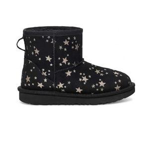 UGG KIDS' CLASSIC MINI II STARS