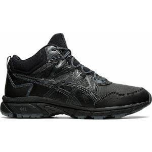Asics Mens Gel-Venture 8 MT SL Τριπλό Μαύρο