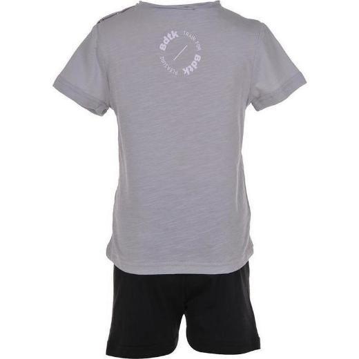 """BODYTALK σετ με t-shirt και σορτσάκι """"tornado"""" 2"""