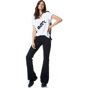 BODYTALK Women's Bootleg Pants Black