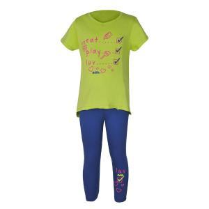 Παιδικό σετ με T-shirt και κολάν