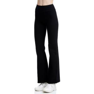 BODYTALK WOMEN HIGHWAIST JAZZ PANTS - BLACK