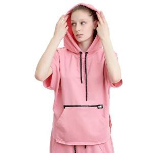 BODYTALK Γυναικείο loose hoodie `Real`