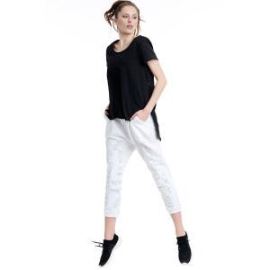 BODYTALK Γυναικείο loose carrot fit παντελόνι