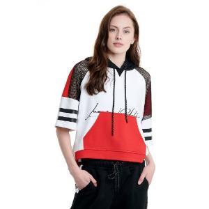 BODYTALK Γυναικείο κοντό hoodie `Luxury Redefined`