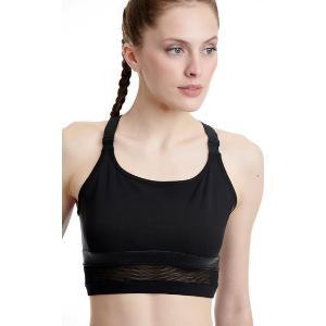 """BODYTALK Women's Sports Bra - Medium Hold """"Pi"""""""