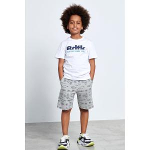 BODYTALK Παιδικό Σετ Σορτσάκι με Μπλούζα 2τμχ