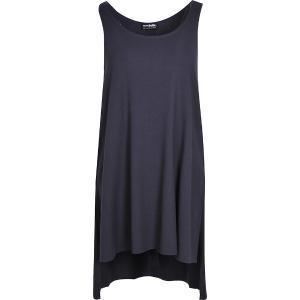 BODYTALK Γυναικείο T-Shirt Αμάνικο ασύμμετρο
