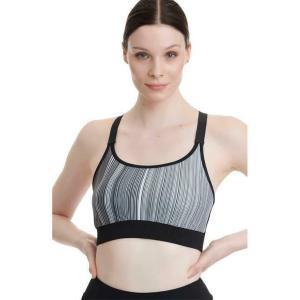 BODYTALK Γυναικείο αθλητικό μπουστάκι με ρίγα