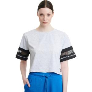 BODYTALK γυναικείο  t-shirt crop