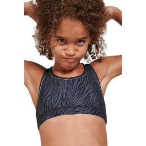BodyTalk παιδικό μπουστάκι γκρι για κορίτσια