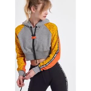 BODYTALK Γυναικεία cropped μπλούζα